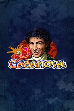 Casanova slot machine