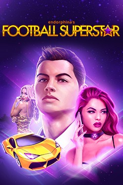 Football SuperStar slot machine