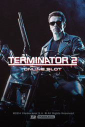Terminator 2 slot machine