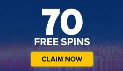 70 free spins no deposit Riobet casino bonus