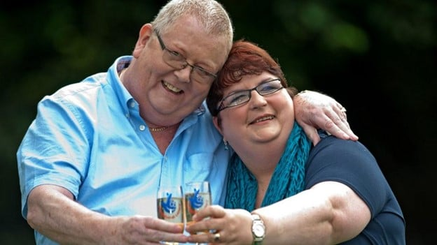 Chris and Colin Weir, € 185 million winners
